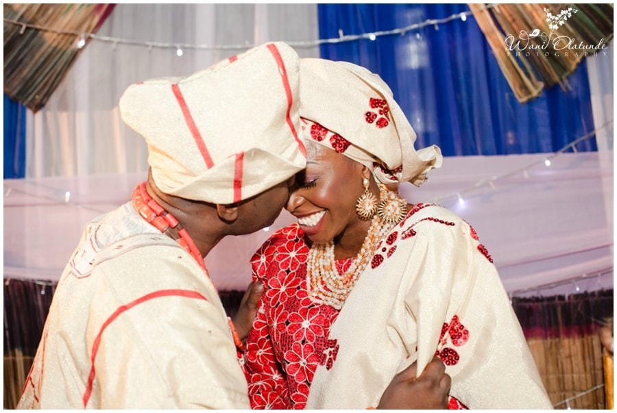 nigeria traditional wedding photography photo