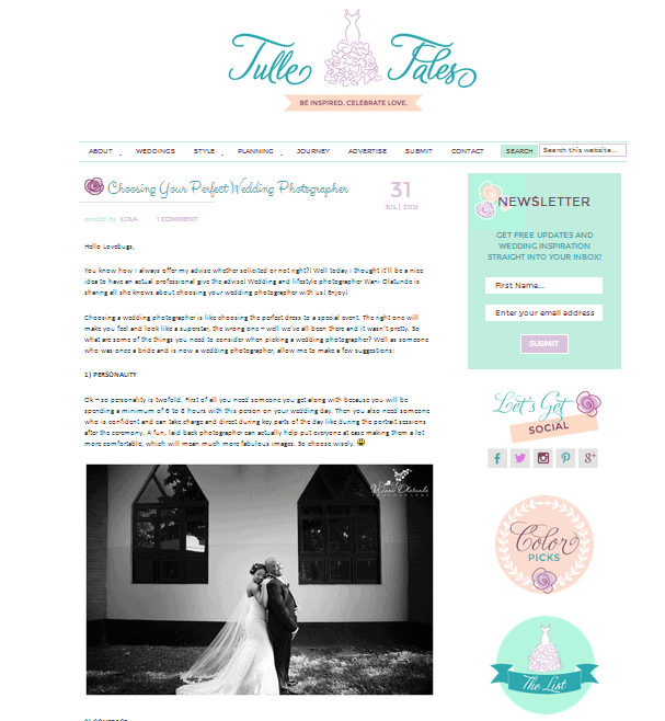 choosing a wedding photographer in lagos photo