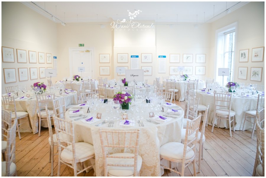 wedding at cambridge cottage in kew gardens photo