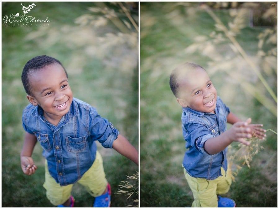 fun child photography in lagos photo