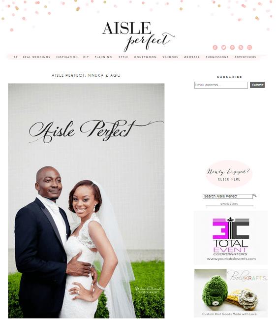 beautiful civic centre wedding in lagos nigeria photo