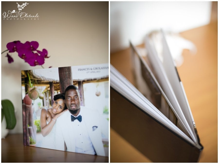 beautiful wedding albums in lagos nigeria photo