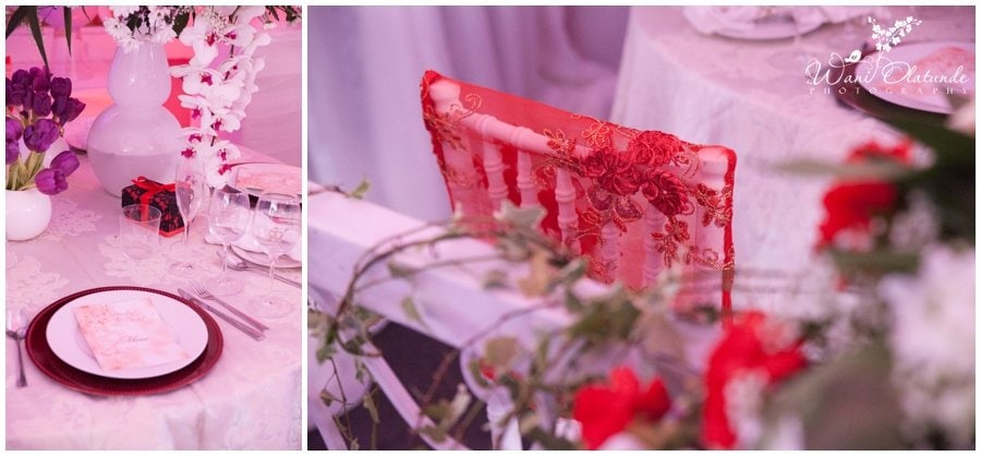 wedding table settings and decor by newton and david
