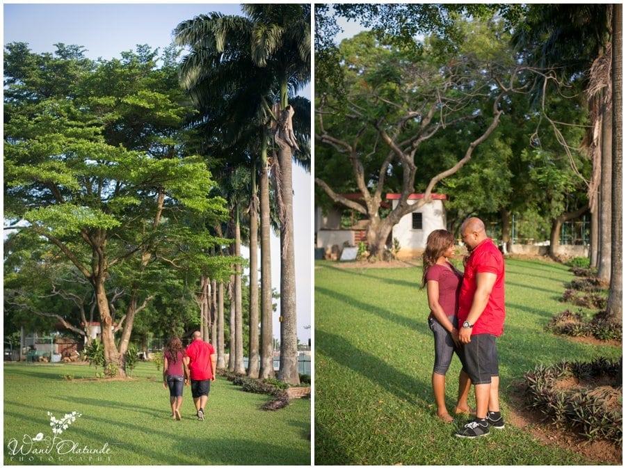 fun outdoors pre wedding shoot at alausa park ikeja_0005
