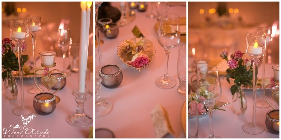 elegant wedding decor table settings lagos wedding inspiration