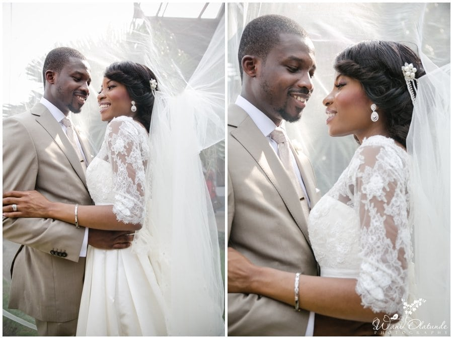 bride and groom wedding pictures at rccg city of david in lagos