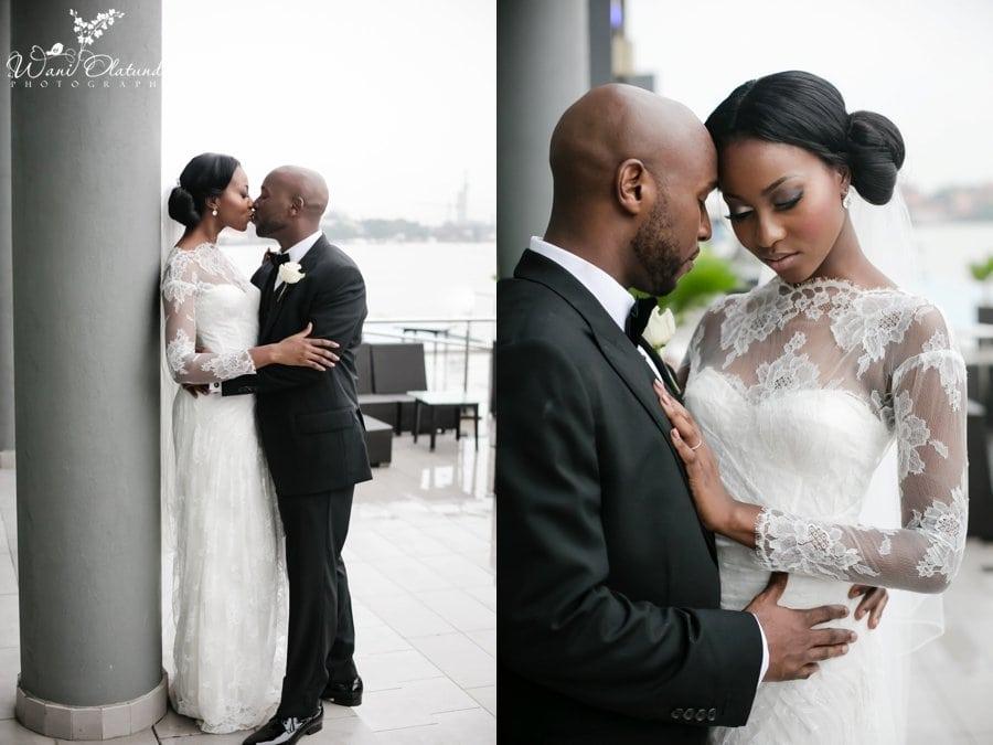 groom tom ford suit wedding bride monique Lhuillier radisson blu