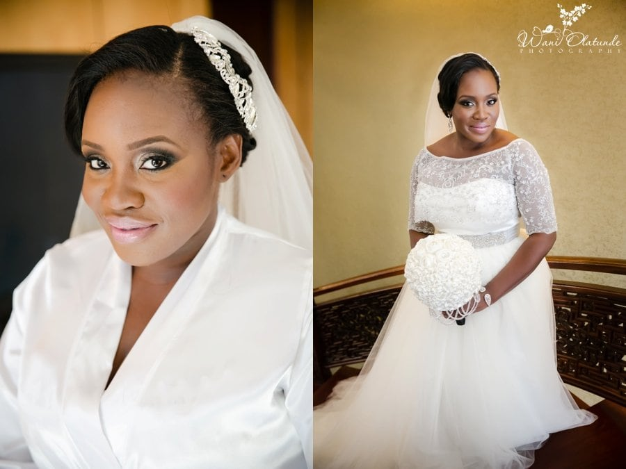 bride stella addiction makeup oleg cassini dress wani olatunde photography