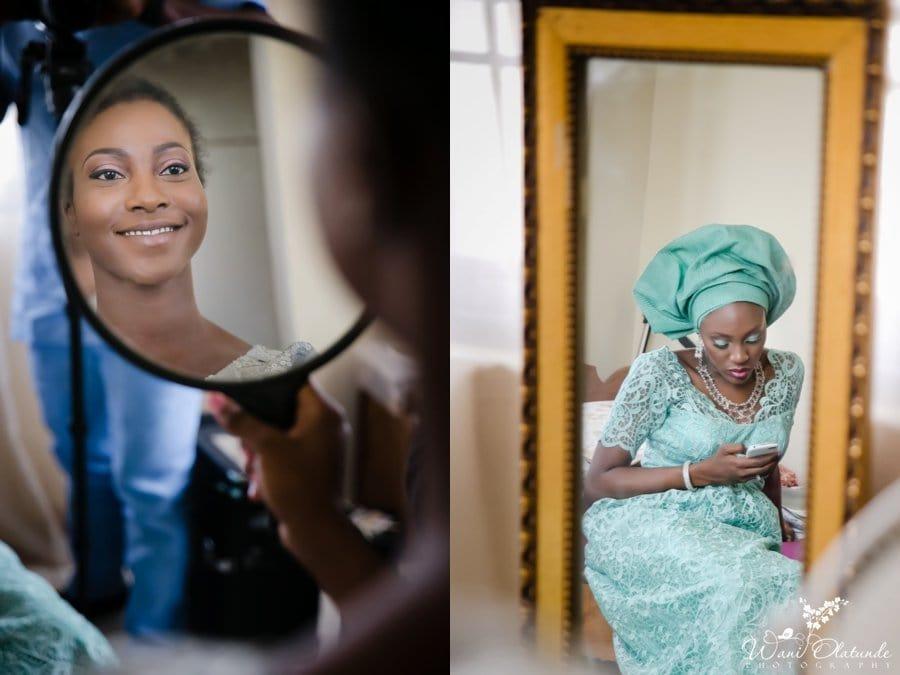 silver and green yoruba traditional wedding kfa_0003