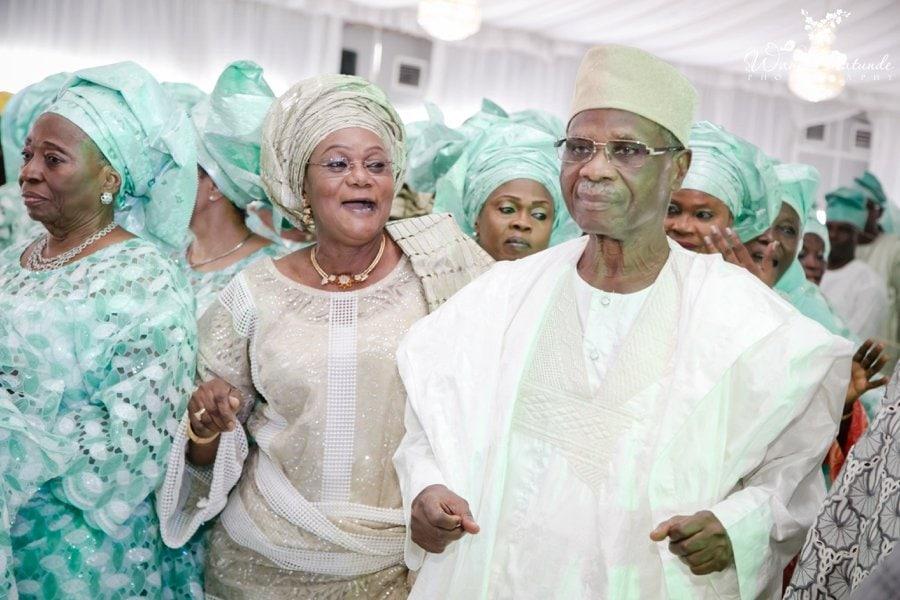 silver and green yoruba traditional wedding kfa_0022