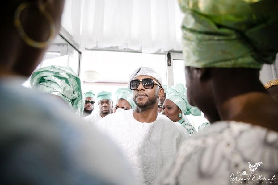 silver and green yoruba traditional wedding kfa_0034
