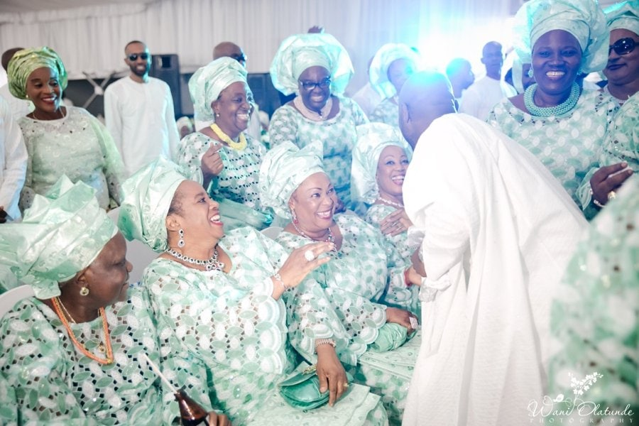 silver and green yoruba traditional wedding kfa_0039