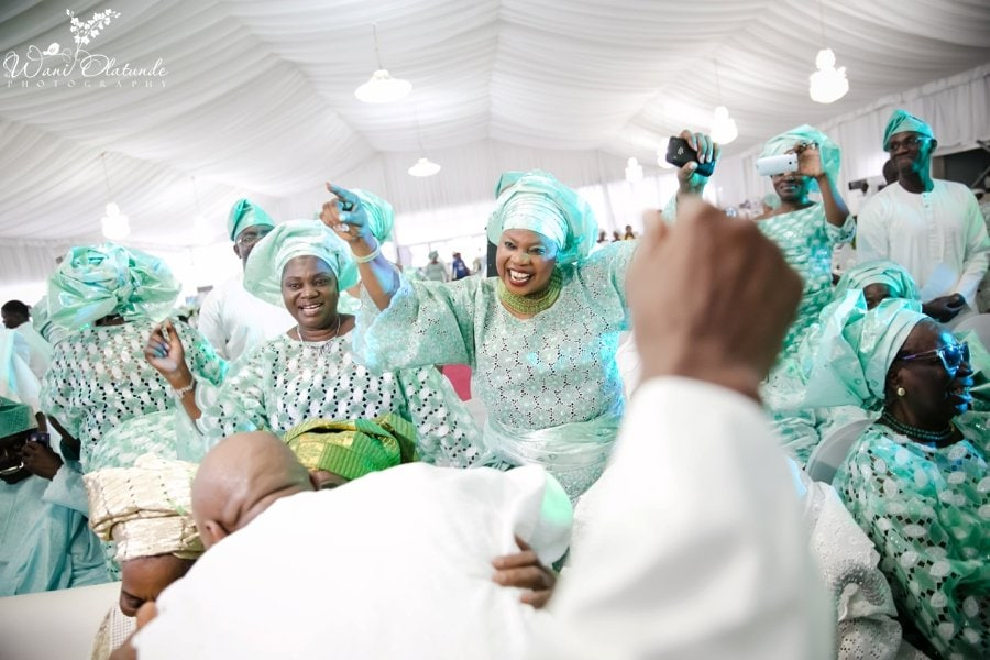 silver and green yoruba traditional wedding kfa_0040