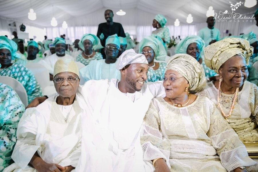 silver and green yoruba traditional wedding kfa_0046