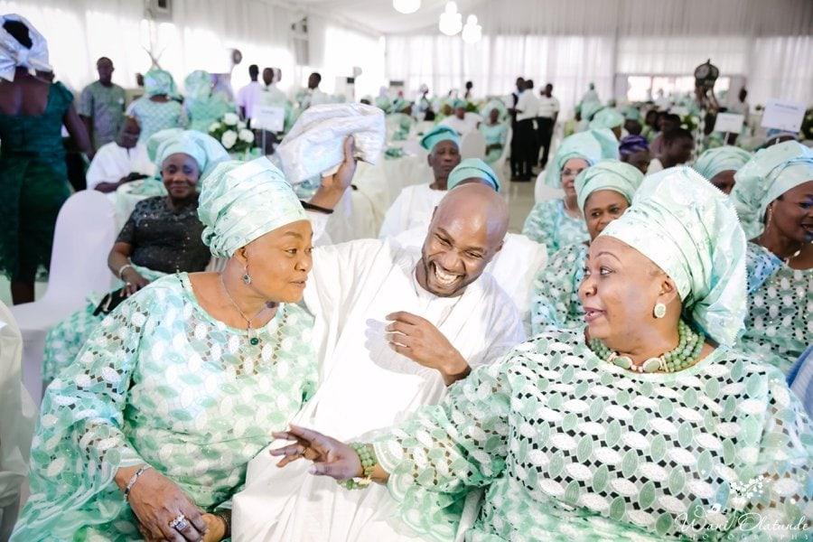 silver and green yoruba traditional wedding kfa_0047