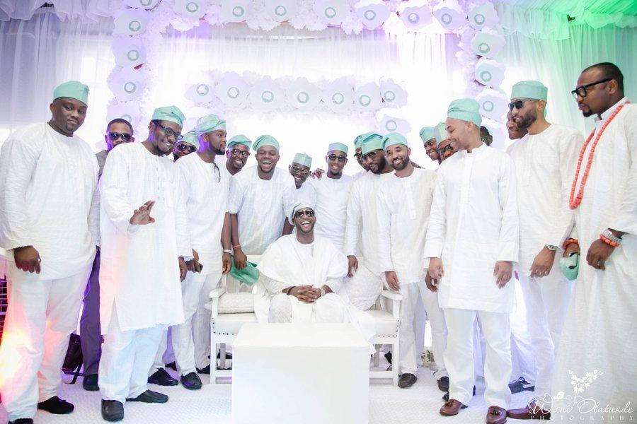 silver and green yoruba traditional wedding kfa_0048