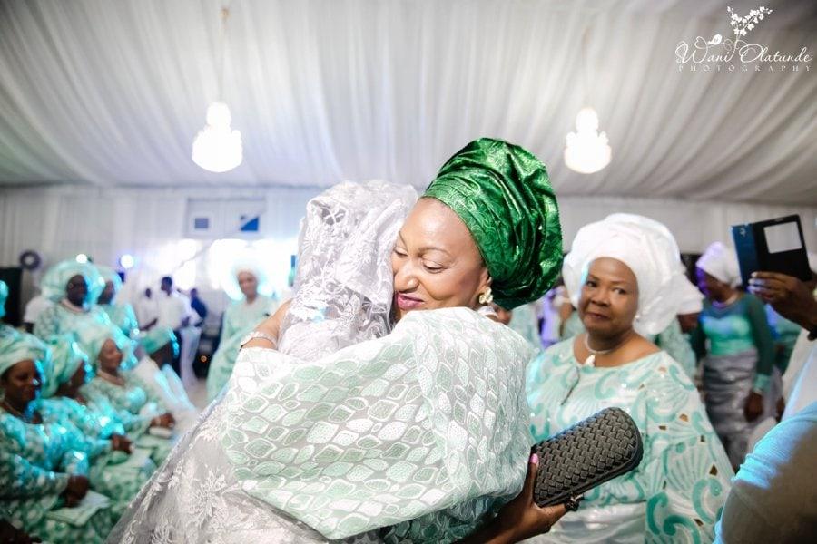 silver and green yoruba traditional wedding kfa_0051