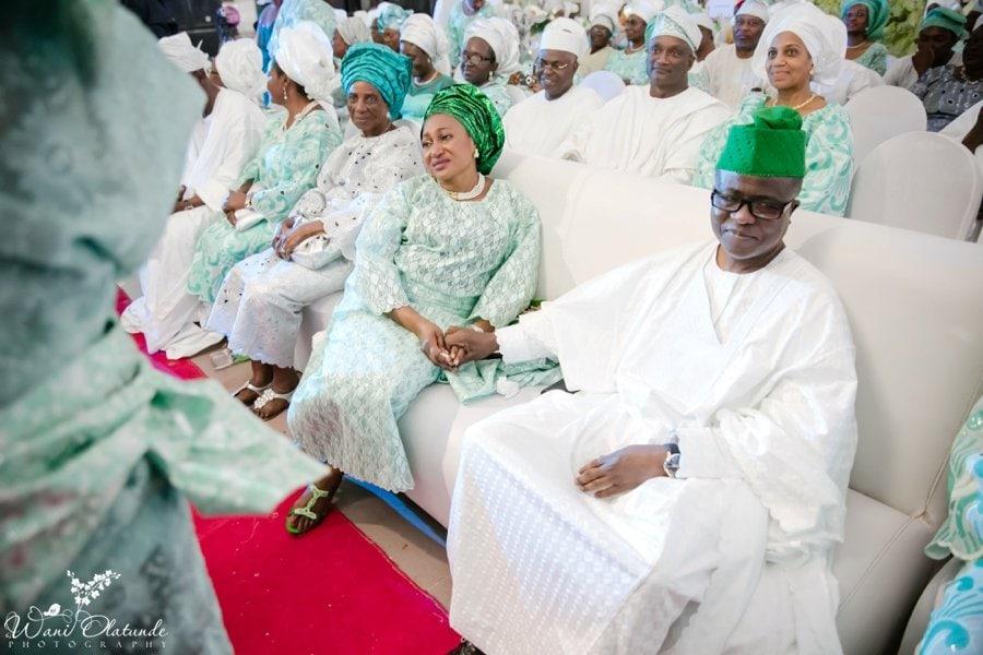 silver and green yoruba traditional wedding kfa_0054