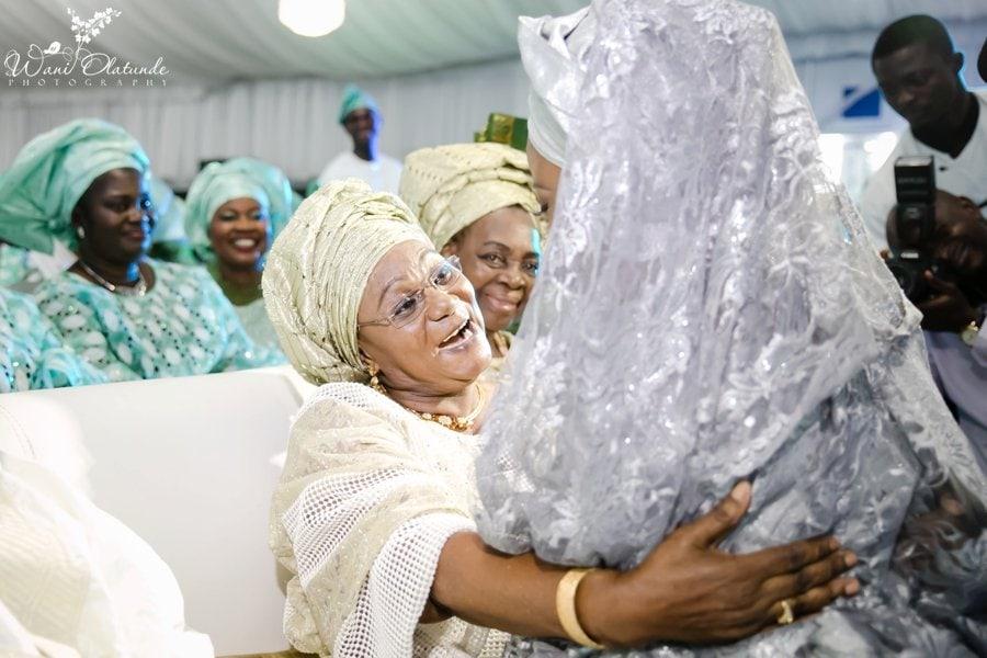 silver and green yoruba traditional wedding kfa_0055