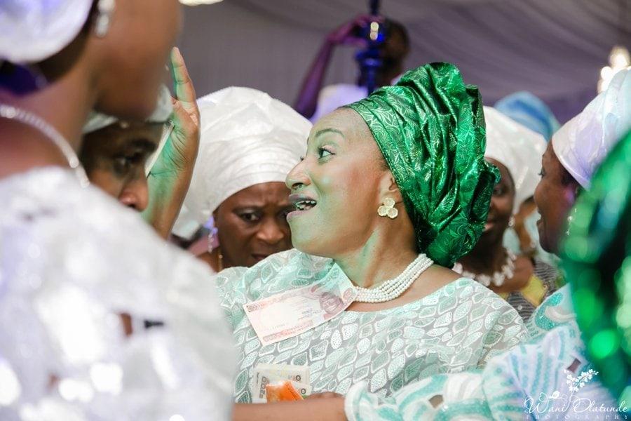 silver and green yoruba traditional wedding kfa_0068