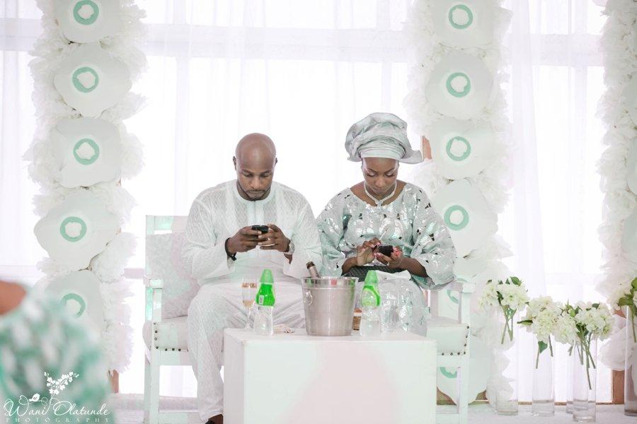 silver and green yoruba traditional wedding kfa_0071