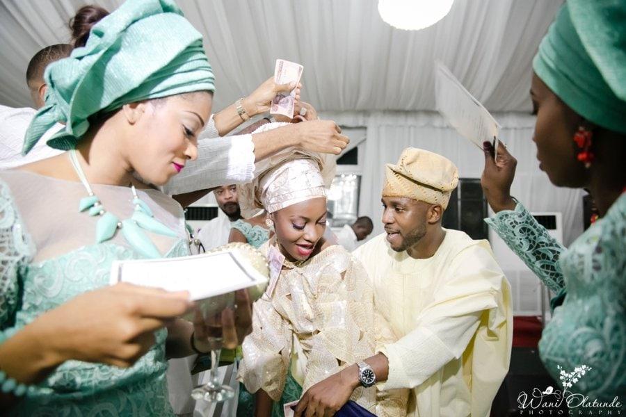 silver and green yoruba traditional wedding kfa_0081