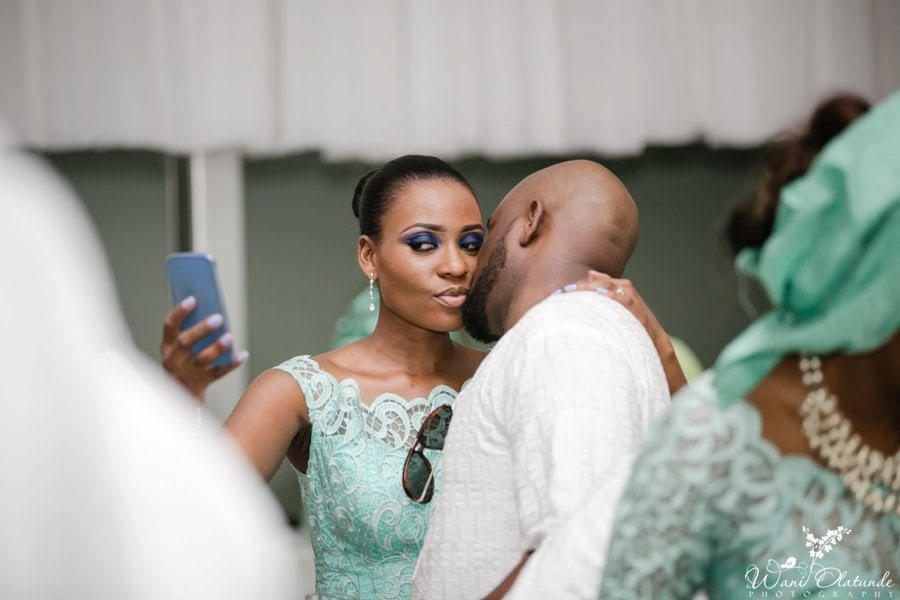 silver and green yoruba traditional wedding kfa_0084
