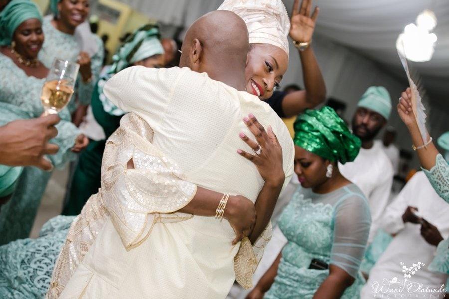 silver and green yoruba traditional wedding kfa_0088