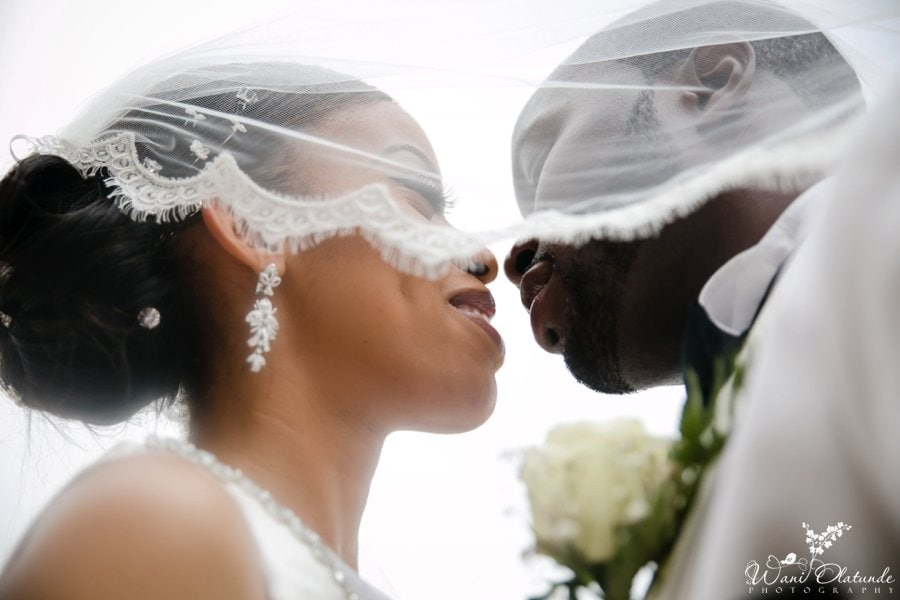 nigerian couple wedding lagos oriental hotel