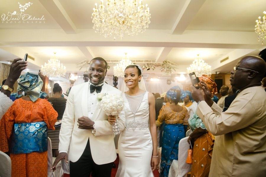 wedding at lagos oriental hotel