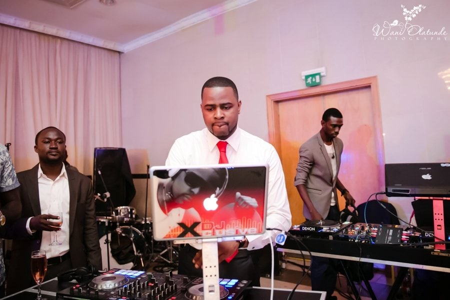 civic centre wedding dj exclusive afterparty