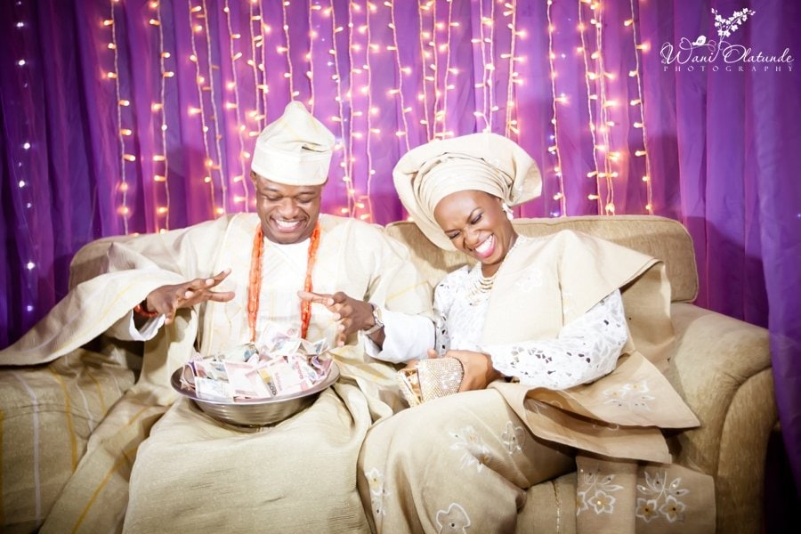 best lagos wedding photographer yoruba traditional wedding lekki