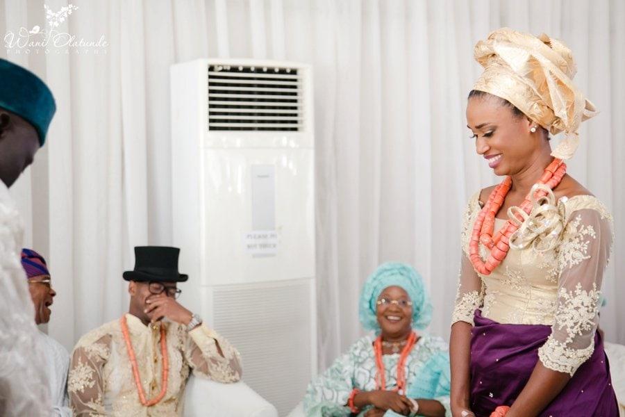 urhobo bride ruby gardens traditional wedding