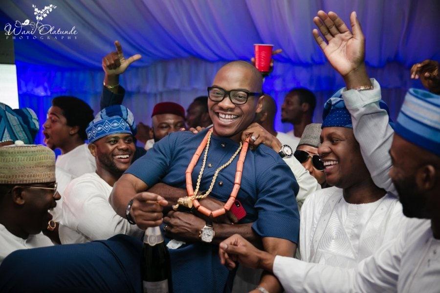 yoruba urhobo traditional wedding ruby gardens lekki