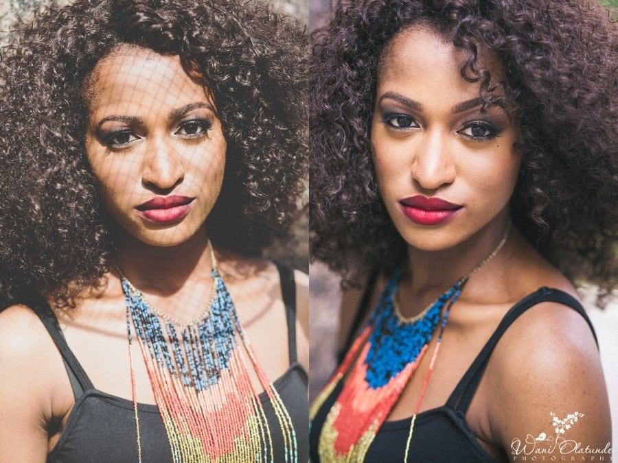 lagos women photoshoot wani olatunde portrait