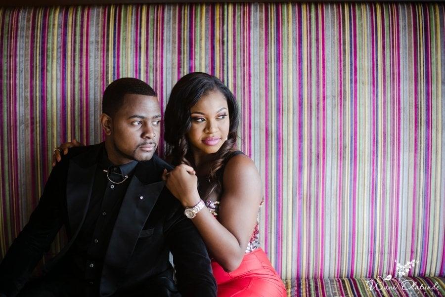 dj exclusive radisson blu pre wedding shoot wani olatunde photo