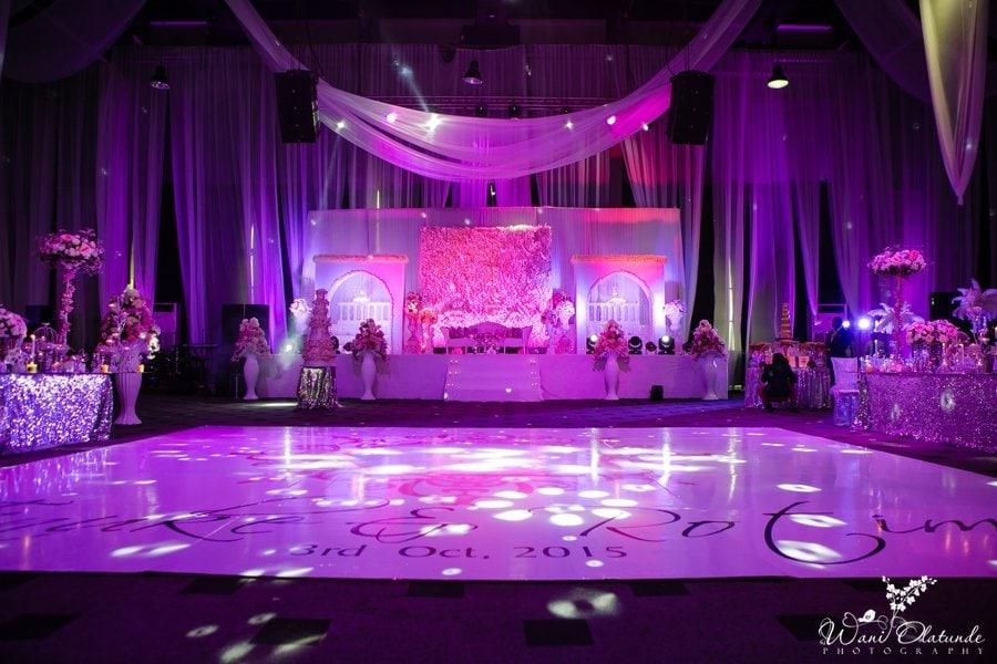 aquarian touch decor dj exclusive wedding photography wani olatunde photo