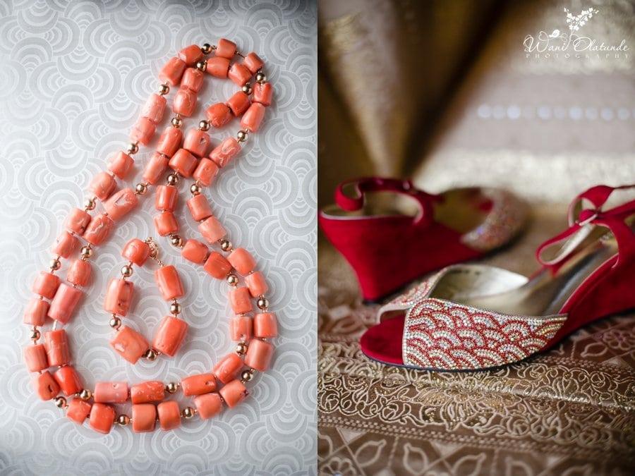 ibo traditional wedding wani olatunde photo