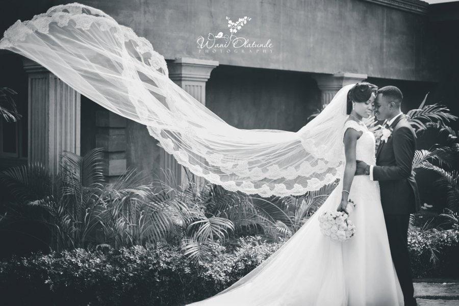 uche okonkwo them wedding pictures wani olatunde