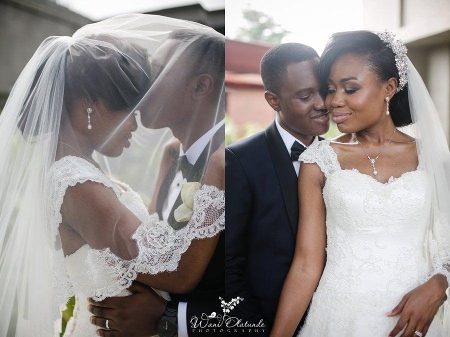 uche okonkwo them wedding pictures wani olatunde photo