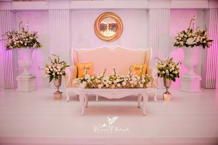 classique events place okonkwo wedding wani olatunde photo