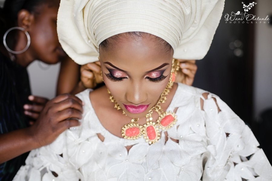 faces by labisi wedding makeup wani olatunde photogs