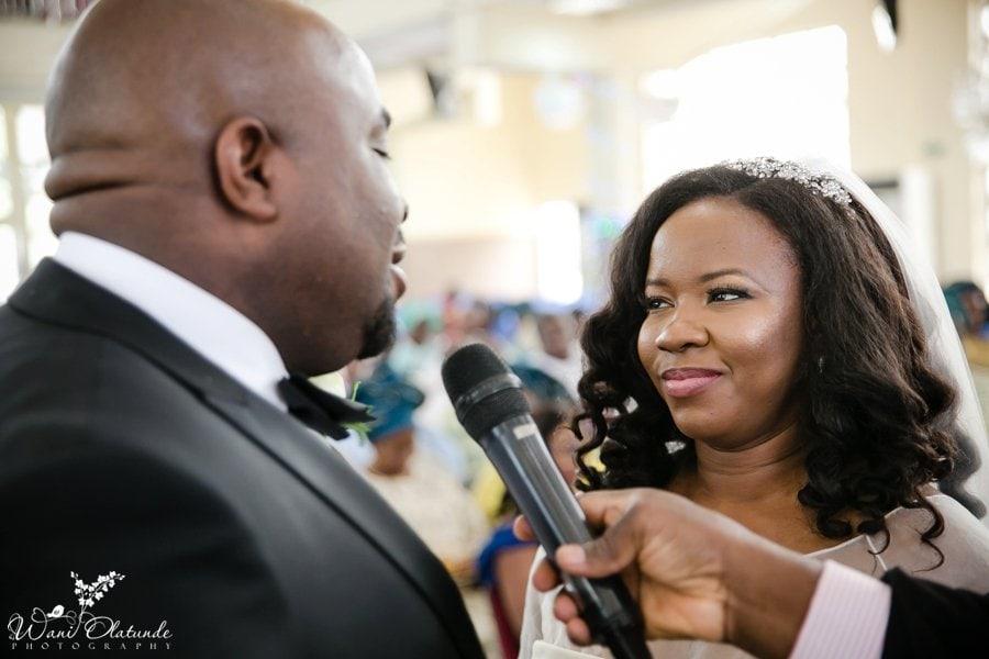 ikoyi baptist church ceremony lagos wedding wani olatunde