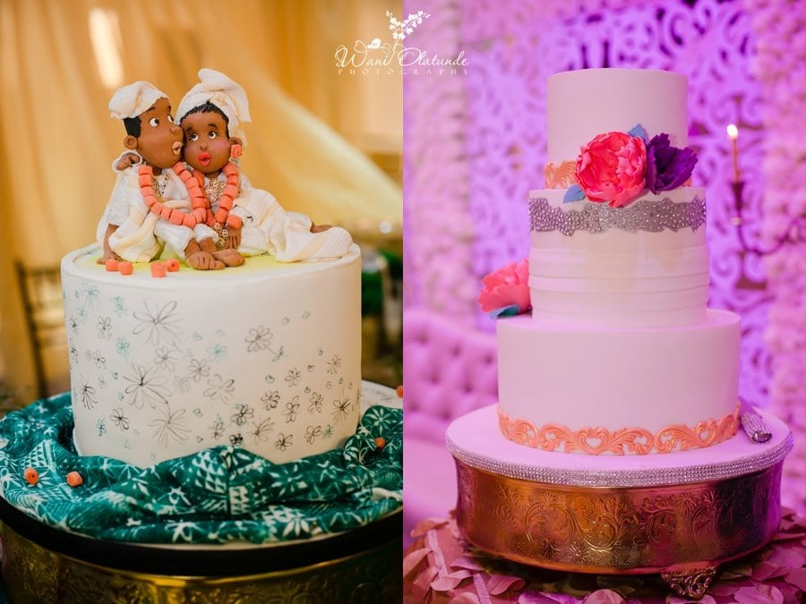 cupcake factory wedding cake wani olatunde