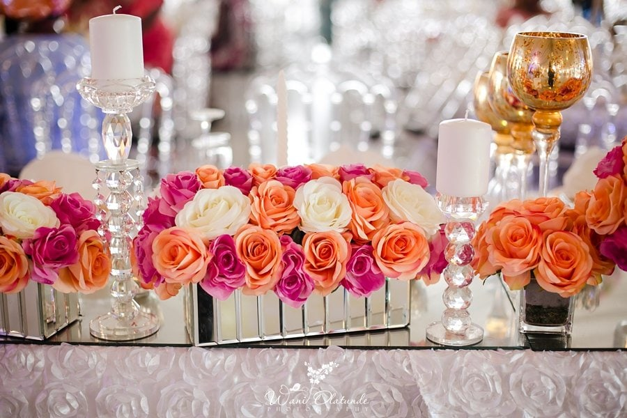 ibo wedding Bics garden lekki wani olatunde