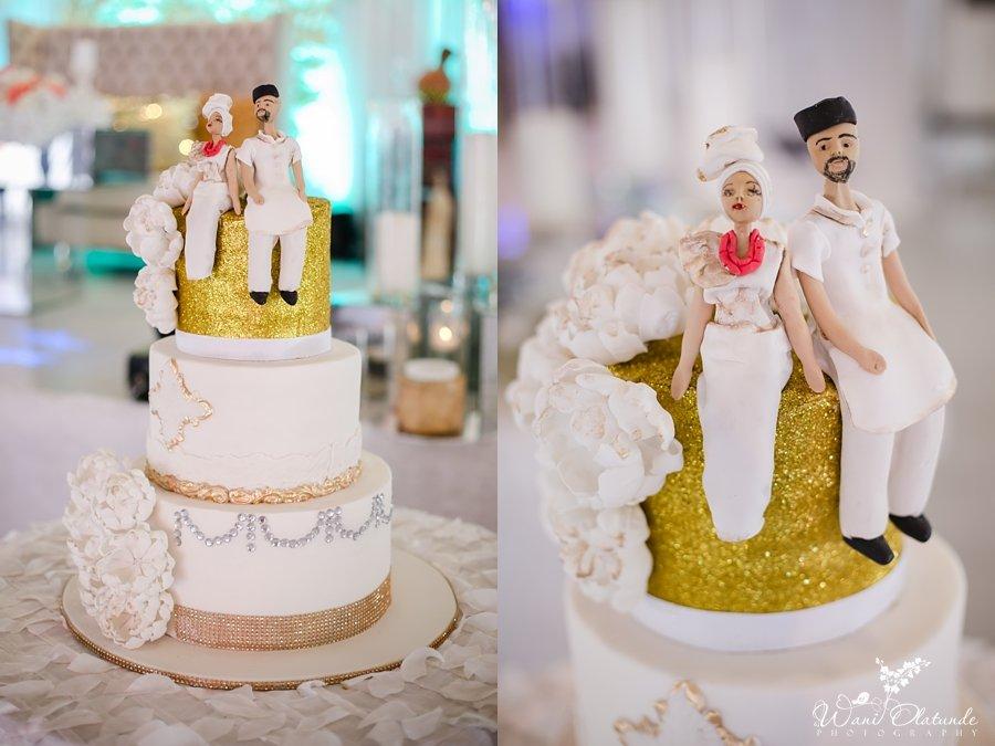 andy clarkes white gold cake wani olatunde
