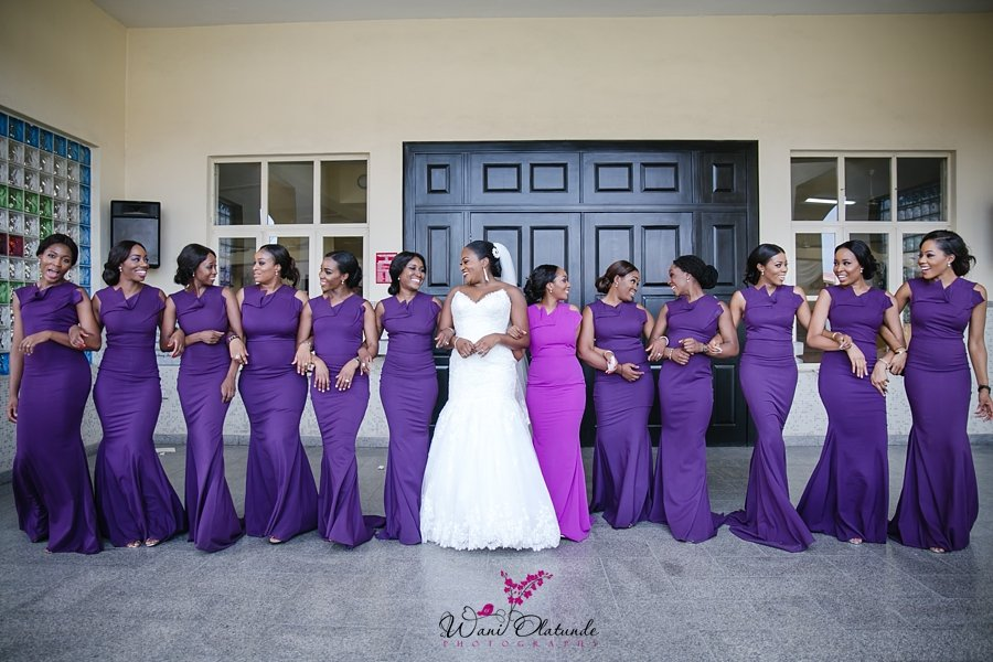 purple peridot bridesmaid dresses wani olatunde