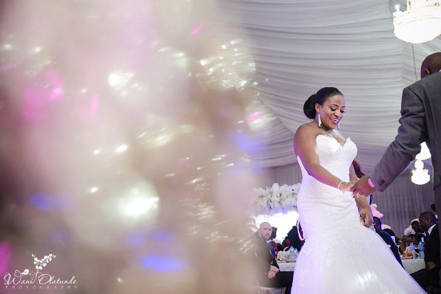 kfa events centre wedding wani olatunde