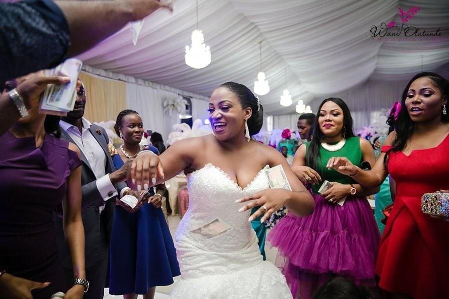 kfa lagos wedding wani olatunde
