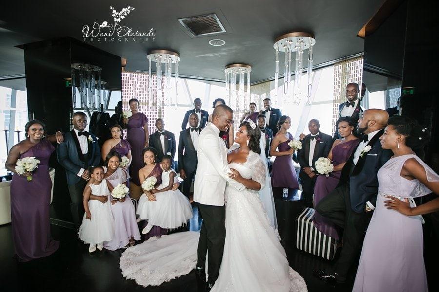 toolz bridal party wani olatunde